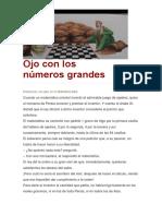 Ultmas Paginas de Aritmetica 4 Sec Ct