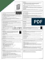 Cuboid 200 Manual