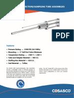 6330 Cosasco Retractable Injection Sampling Assembles (1)
