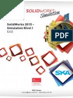 Curso EAD - Solidworks 2015 Simulation