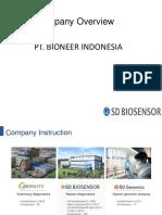 Sd Biosensor Patelki Bekasi