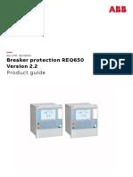 1MRK505386-BEN a en Product Guide Breaker Protection REQ650 Version 2.2