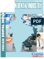 TOC_Indian Dental Industry