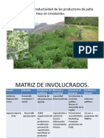 Exposicion Final de Proyecto de Inversion Agropecuaria