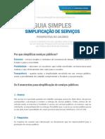 Guia Simples Simplificacao de Servicos 10 Principios Pcd