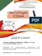 Tecnología CDMA