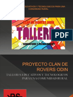Proyecto Clan de Rovers Odin