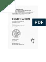 Cristificacion - Swinburne Clymer