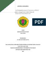 Journal Reading Pneumonia
