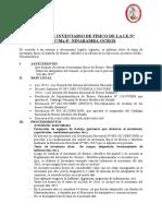 Informe Final Del Inventario 15