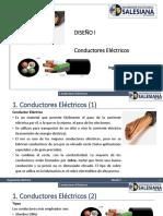 Diseño I Conductores