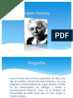Karen Horney y Lateoria Neurotica