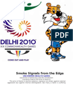 UNCOMMON WEALTH GAMES - Smoke Signals From the Edge