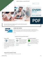 CENTRO _ Capacitación y Certificación SAP en Perú