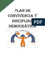 Plan de Convivencia Democratica y Disciplina Escolar Del Colegio Buen Pastor 2017