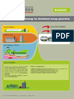 TURBODEN. ORC Technology for Distributed Energy Generation