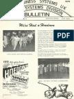 DSD Bulletin