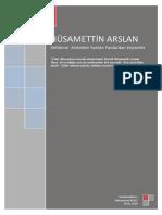 Prof. Dr. Hüsamettin Arslan