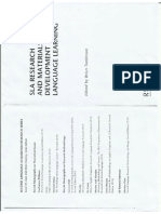 Vocational English Materials From a Soci