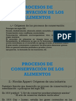 Proc. Conservacion Alimentos