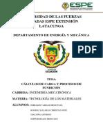 Consulta Materiales Procesos de Moldeo