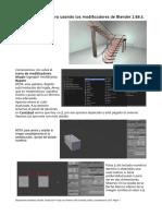 Manual Tutorial Blender Segunda Parte