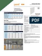 MetecnoPanel Tech Data Sheet v38_0