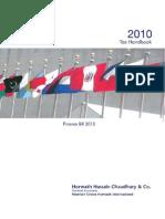 Tax Handbook 2010-2011