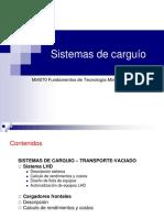 Sistemas de carguio