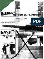 Método de Percussão - vol.III - Michael Jansen.pdf