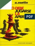 como debe jugarse la apertura (a suetin) (ajedrez).pdf