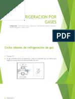 Refrigeracion Por Gases
