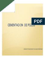 4 Accesorios de Cementación SA