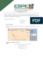 solucion de ejercicios de programación lineal