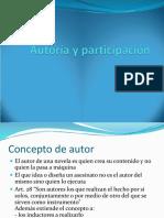 Autoria y participacion.ppt