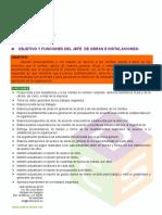OBJETIVO Y FUNCIONES DEL ENCARGADO DE SECCION OBRAS E INSTALACIONES.doc