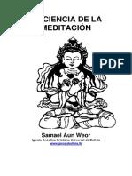 La Ciencia de La Meditación