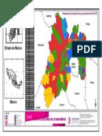 Municipios 2015 Edo Mex