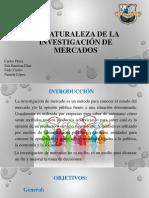 presentacion Mercados