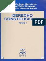 Verdugo Marincovic, Mario y Otros - Derecho Constitucional Tomo I