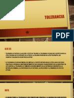 Tolerancia Anderson