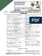 Algebra - 1er Año - Modulo de Aprendizaje III - 2017