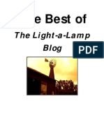 The Best of the Light-A-Lamp E-Book (An Anniversary Gift)