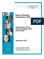 State of Working Conn. 2010