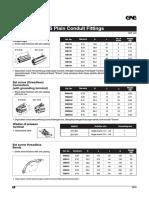 JIS E (Plain) Type Catalog228
