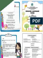 English Language Week 2016
