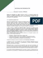 Apostila sistemas de Informação 12A