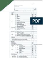 Datos de Unidad de Generación HUANZA G2