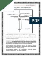 62657500 La Cruz Cabalistica