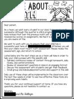 assessment letter redacted